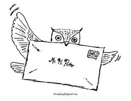 harry potter owl clipart clipartxtras