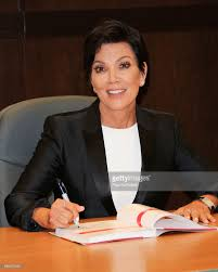 Kris Jenner Kitchen by Kris Jenner Signs Copies Of Her New Book