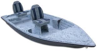 v14 fiberglass fishing boat