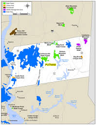Counties In Ny State Map Putnam County Map Nys Dept Of Environmental Conservation