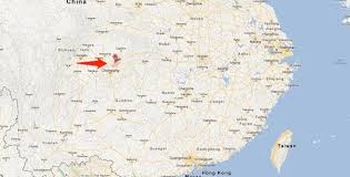 Kunming China Map by Luo Gang Uses Google Maps To Find Family Business Insider