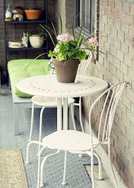 Diy Bistro Table Amazing White Outdoor Bistro Table Soleil Metal Outdoor Bistro