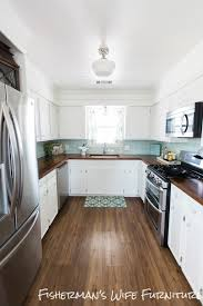 this is a great diy kitchen before u0026 after fisherman u0027s wife