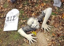 halloween zombie decorations images
