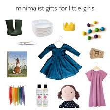 12 minimalist christmas gifts for little girls from faye