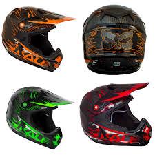 motocross helmet mohawk kali prana carbon helmet