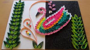 Paintings To Decorate Home by Diy Home Decor With Paper Quilling Art Amazing Diy Room Decor