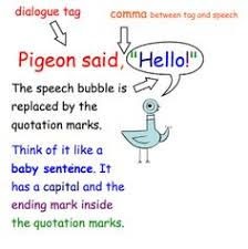 positively learning what phil said quotation marks freebie