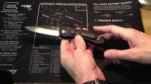 protech doru elishewitz left handed automatic knife review youtube