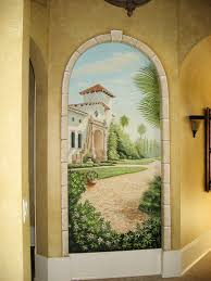 tommy simpson the artist galleries page call 843 997 7307 mural in grande dunes residence myrtle beach sc painted wall mural