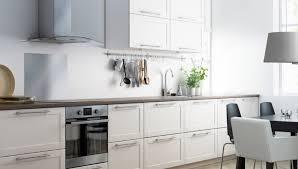 cuisine sur un pan de mur cuisine ikea contemporaine photo 2 12 installée sur un pan de