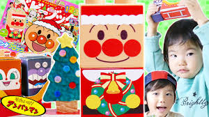 anpanman block and paper craft toys for baby x u0027mas kids toys