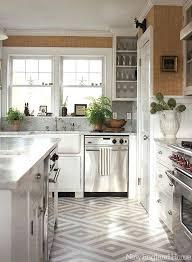 painted kitchen floor ideas kitchen floor ideas happyhippy co