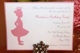 princess party invitation wording u2013 gangcraft net