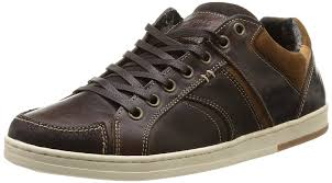mustang boots size 10 mustang 4860302 men u0027s hi top shoes trainers