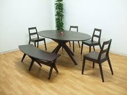 4 person table set takara21 rakuten global market dining table set six seat bench