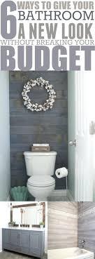 easy bathroom makeover ideas easy bathroom makeover ideas bathroom renovations budget tips