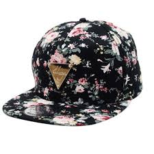 floral snapback 2017 baseball cap hip hop caps men women floral flower snapback
