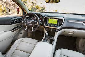 gmc terrain 2017 interior 2017 gmc acadia to go on sale in the middle east this month