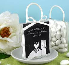 personalized favor bags personalized mini tote favor bags silhouette collection