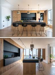 light wood kitchen cabinets with black countertops the many advantages of black kitchen countertops decorated