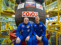soyuz crew set for thursday launch to space station u2013 spaceflight now