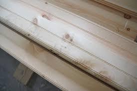 Pine Ceiling Boards by House Tweaking