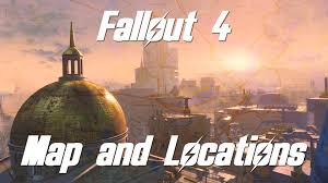 Fallout Interactive Map by Fallout 4 Map And Location Analysis Ft Mrmattyplays Youtube