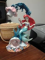 Little Mermaid Desk I Need These For Reasons Collection On Ebay