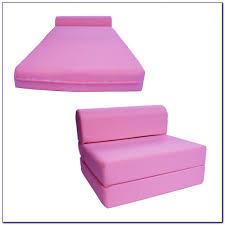 Folding Cushion Chair Bed Sleeper Chair Folding Foam Bed Canada Bedroom Home Design