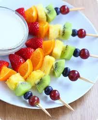plastic skewers for fruit arrangements best 25 fruit kabobs ideas on fruit kebabs fruit