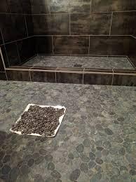 room 3 wall tile alchemy silver by emser floor tile island