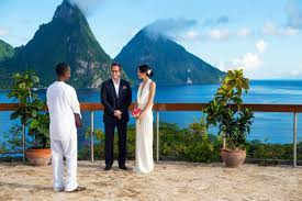 destination weddings in st lucia your planning guide weddingbells - Destination Weddings St