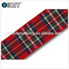 plaid ribbon tartan plaid ribbon tartan plaid ribbon suppliers and