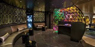 living room bar at w new york times square