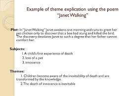 Comforting Poems About Death Poetry Analysis Ppt Video Online Download