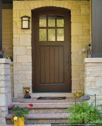 Custom Curb Appeal - classic collection french solid wood front entry door custom
