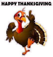 cartoon images of thanksgiving turkey