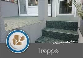 steinteppich verlegen treppe steinteppich in nrw fliesen thun quartz stein thun