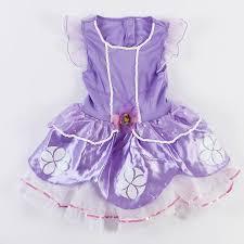 Sofia Halloween Costumes 2015 Sale Girls Princess Sofia Tutu Dress
