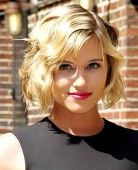 big curly hairstyles for short hair