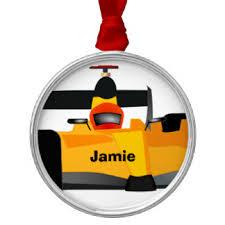 race car birthday ornaments keepsake ornaments zazzle