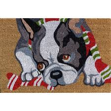 Holiday Doormat Holiday Time Christmas Decor 18