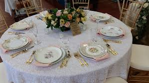 cheap wedding linens 35 unique wedding table linens ideas