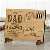 personalized fathers day gifts personalized gifts for him personalizationmall