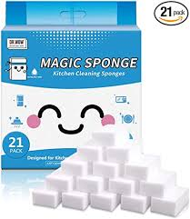what is the best way to clean melamine cupboards dr wow 21 pack thick magic sponge great price melamine sponge 2x thicken 2x lasting cleaning eraser sponge in kitchen air fryers