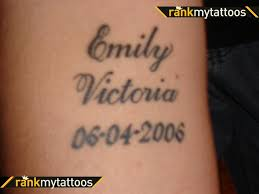 birthday date tattoos tattoo collections