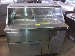 prep table kitchen delfield salad mega top prep tables on sale former chili u0027s model