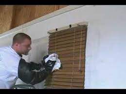 How To Dust Wood Blinds Morantz Ultrasonics Cleaning Wood Blinds And Wood Items Youtube