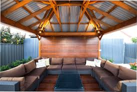 Timber Patios Perth by Timber Garden Screening Perth Deck U0026 Erect